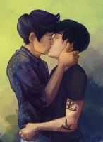Malec by taratjah
