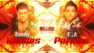 Custom Hell in a Cell v2. by LastSurvivorY2J