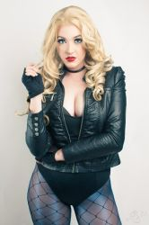 Black Canary by CallieCosplay