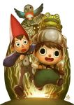Over the Garden Wall by Ry-Spirit