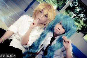 Vocaloid XD by japepong