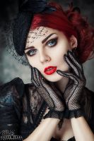 Red Lips2 by Elisanth