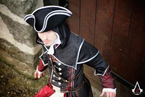 Watch Out! Assassin's Creed 3 - The Huntsman by x-nightfire-x