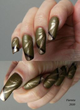 Gold accents by Fieruta