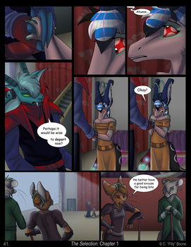The Selection - page 41 by AlfaFilly