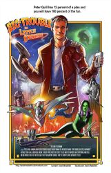 TLIID 234 Starlord, Big Trouble in Little Knowhere by AxelMedellin