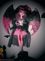 Monster High Ghoul's Rule: Draculaura One by Childofwestwind