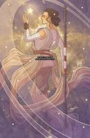 Lady of Light III by missypena