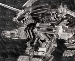 Zoid by cdabroom