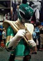 Green Ranger Cosplay San Diego Comic-Con 2011 by Avian-Graphics