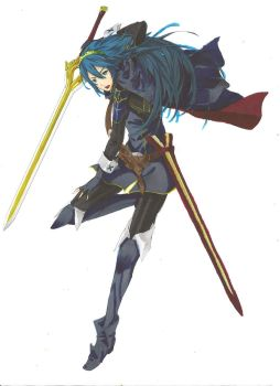 Lucina by ClaireRoses