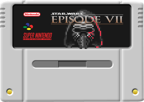 SW VII cartridge by LOrdalie