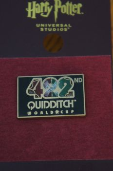 422nd Quidditch World Cup Pin by Prue126