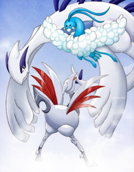 Top 3 Flying Pokemon by jewlecho