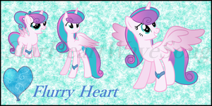 Flurry Heart: NG by StarHeartWaveSong