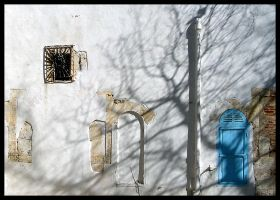 Another Kasbah Wall by doriano
