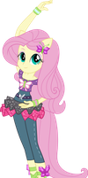 Dance Magic - Fluttershy by icantunloveyou