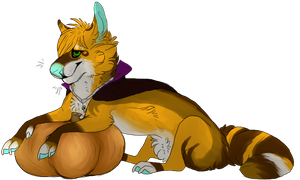 art trade: Dielushie by CoyoteSoot