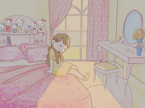 Good Morning by AndriaMiles