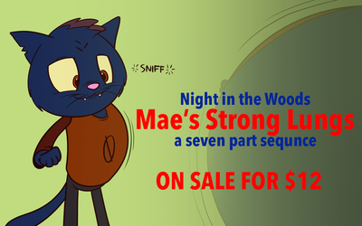 Mae's Strong Lungs (Sequence Batch) by KyleStudios