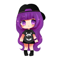 [OPEN] Chibi adoptable #3 by CMYKidd