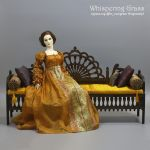 Moroccan sofa for BJDs by scargeear