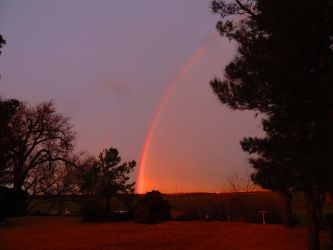 Raindrops and Rainbows by SharPhotography