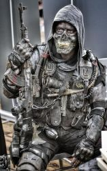 post apocalyptic costume V1 by steelgohst