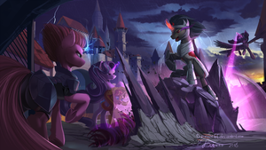 Symphony of the void by DiscordTheGE