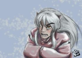 Inuyasha by Nenema
