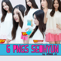 PNG PACK SEOHYUN by SuSimSi