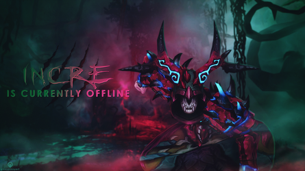 iNCRE Offline Image - World of Warcraft by ginnypinnyart