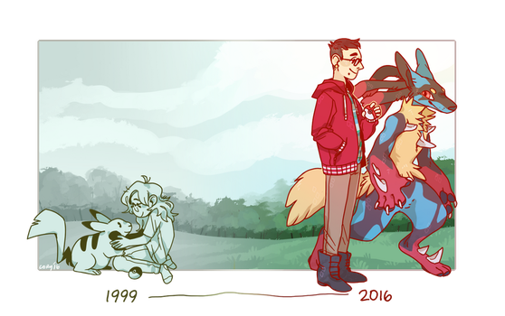 A Life-Long Adventure by corycatte
