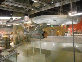 Enterprise from looking starboard bow Bright by ENT2PRI9SE