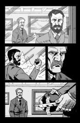 Boston #2 Greyscales (Page 2) by misfit1138