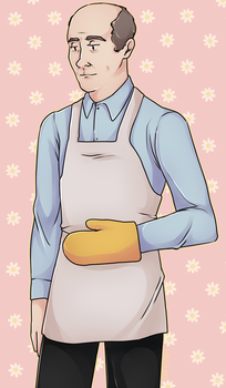 Tom, the Perfect Housewife by nacarocali