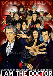 I Am The Doctor by CosmicThunder