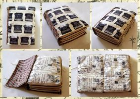 Pillow book by PAPIPI