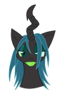 {COMMISSION} Chrysalis Vector for DigitalDomain123 by HalChroma