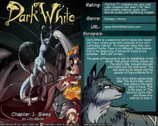 Dark White: Profile by DarkWhiteComic