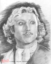 Gene Wilder-Young Frankstein by awabubbles