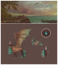 Tropic Serenity - Available - PRICE REDUCED by Cadavroux