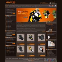 Gloves Shope by Grafeco