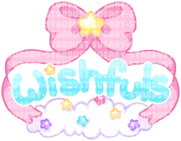 Wishfuls Logo! [?] by Sugary-Stardust