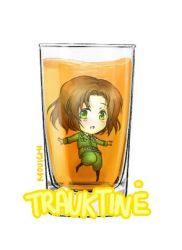 APH Cup Collab: Lithuania by Mouichi