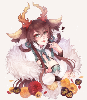 {comm} vivica by miilily