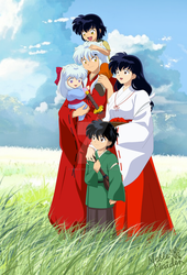 InuYasha: A new Beginning by Noble-Maiden