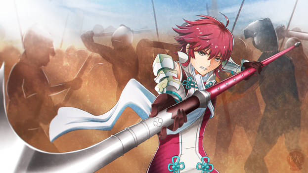 Hinoka from Hoshido (Fire Emblem Fates) by Vekneim