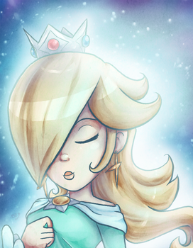 Peaceful Starshine by Lady-of-Link