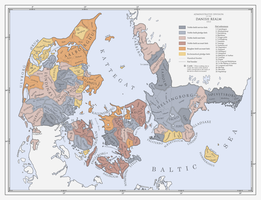 The Danish Realm, 1513 by Milites-Atterdag